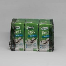 3 pack beguda arròs coco natumi