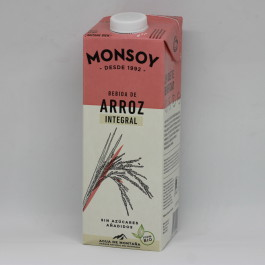 beguda NOU arròs integral monsoy