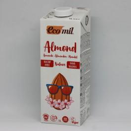 beguda ametlla sense sucre ecomil