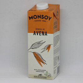beguda avena monsoy